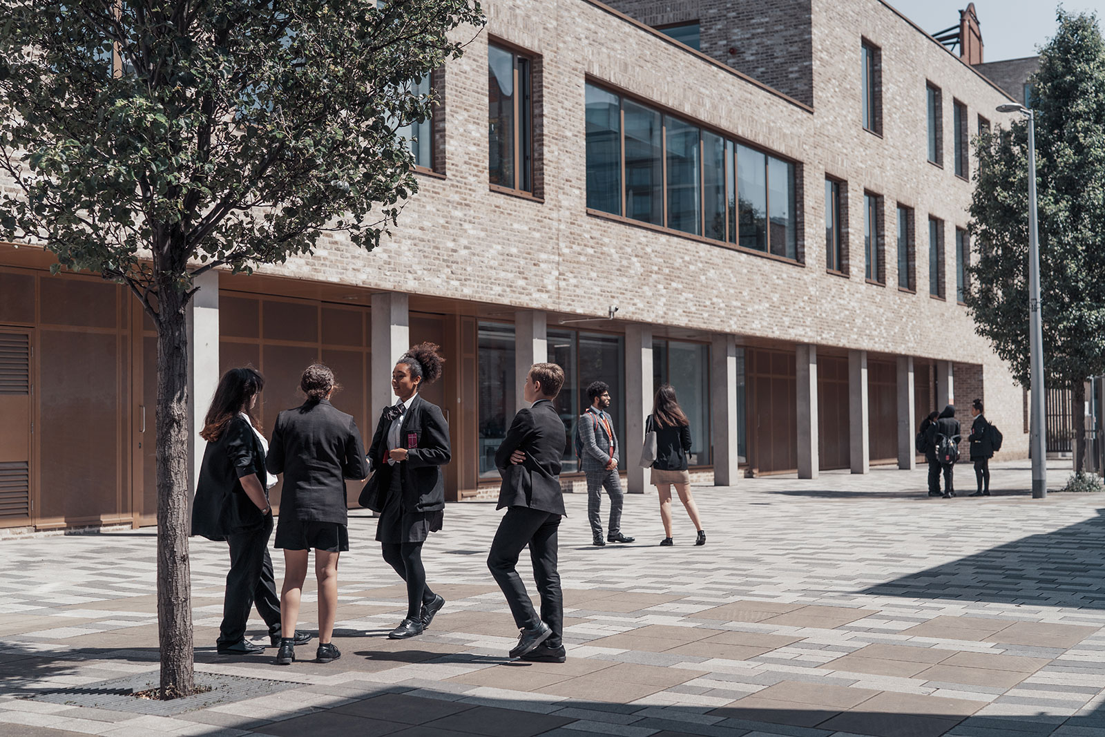 Welcome to Chelsea Academy – Year 7 admissions